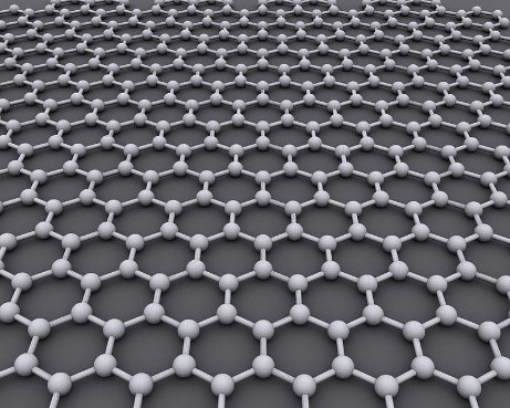 Graphene, currently being researched to develop aircraft parts